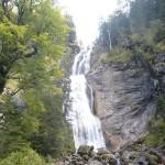 Kenzenwasserfall-Halblech
